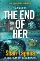 Jacket image for End of Her, The