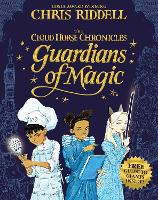 Jacket image for Guardians of Magic