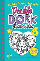 Jacket image for Double Dork Diaries #6: Frenemies Forever and Crush Catastrophe