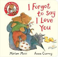 Jacket image for I Forgot to Say I Love You