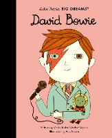 Jacket image for David Bowie